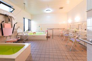 デイサービスセンター宿 浴室