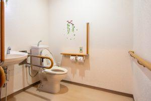 デイサービスセンター宿 トイレ