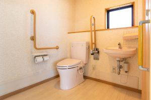 デイサービスセンター石巻 トイレ
