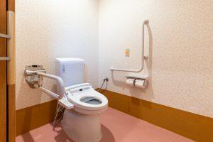 デイケアサービスセンター柿の花 トイレ