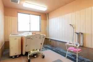 デイケアサービスセンター柿の花 浴室
