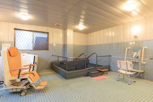 デイサービスセンター田原 浴室
